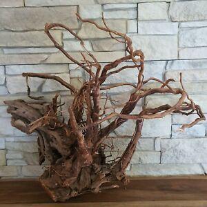 Aquascaping-Wood 50x40x25cm Einzelstück! Fingerwurzel Moorwurzel Moorkien