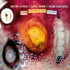 Kevin Ayers, Lady June & Ollie Halsall - The Happening Combo (NEW CD)