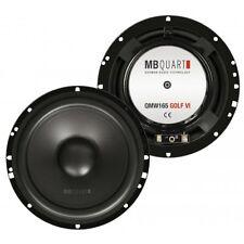 MB Quart qmw165 GOLF VI WOOFER 16,5 cm qmw-165 GOLF VI adatto per GOLF VI ecc.