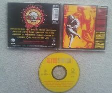 Guns n roses use your illusion 1 German Collectors Edition CD 1991 first press!