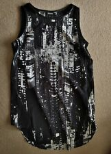 DKNY 'New York Skyline' Top (Used) One Size