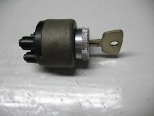 FERRARI  LAMBORGHINI   SIPEA  IGNITION  SWITCH  I  25  AV   4  TERMINALS