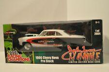 1966 Chevy Nova Pro Stock John Force 1:18 Diecast Racing Champions