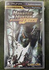 Monster Hunter Freedom Unite ( PSP )