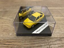 Vitesse 1/43 Renault Mégane Coupé 16V yellow dealer edition very nice