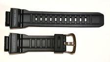 Original Casio G-Shock Mudman G-9300-1 G9300-1 black rubber watch band strap