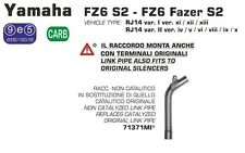 SUPPRIME-CATALYSEUR ARROW YAMAHA FZ6 FAZER S2 2007/11 - 71371MI
