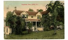 Lloyd Ny -Brookside Farm - Postcard Loyd/New Paltz/Highland area