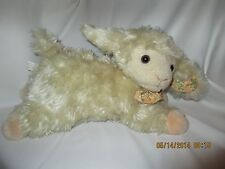 PLUSH STUFFED LAMB, by Chosun from Sears, 13 inches by 7 inches