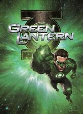 DC Comics Green Lantern Plush Throw Blanket Twin Size 60x80