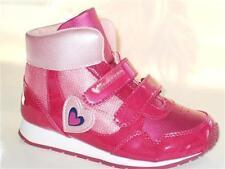 Stiefel & Boots für Mädchen aus Leder mit Klettverschluss