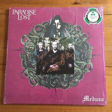 "Paradise Lost - Medusa 12""  clear Vinyl Lp & Signed Insert"