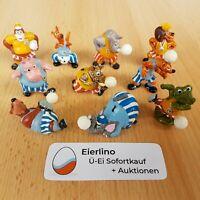Ü-Ei Kompletter Satz - Die Dribbel Boys - Disneys Fussball der Tiere - 100% org.