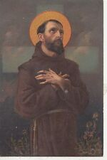 BF18416 s franciscus de assisi prof martin feuerst painting art front/back image