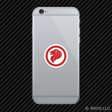 Republic of Singapore Air Force Roundel Cell Phone Sticker Mobile RSAF