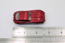 VINTAGE Tyco HO Scale Red Jaguar XKE Slot Car