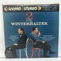 Hugo Winterhalter - 2 Sides of Winterhalter LP RCA LSP-1905 Stereo Vinyl NM