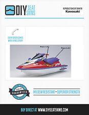 KAWASAKI SS ZXI 900 XI 1100 PURPLE Seat Skin Cover 95 96 97 98 99 00 01 02 03 +