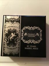 "New ListingWow<>""Unforgive n Toro Grande"" Wooden Cigar Box By Esteban Carreras Cigars"