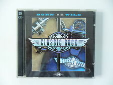 CLASSIC ROCK ~ Born To Be Wild (TIME LIFE MUSIC) Doppel CD