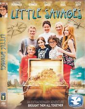 Little Savages (DVD) 2014 NEW