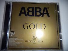 Abba Gold CD 30th Anniversary 1992