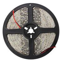 Striscia Luce 5mt 300 LED SMD 5630 Bianco Impermeabile Alta Luminosita DC12 T7E8