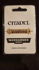 Warhammer 40,000: Phoenix Lord Asurmen GW Resin NIB