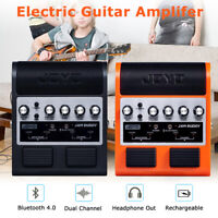 JOYO JAM BUDDY Electric Guitar Amplifer Dual Channel Rechargeable Guitar Effect