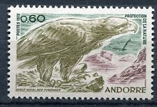 TIMBRE ANDORRE FRANCE NEUF  N° 219  **  AIGLE ROYAL DES PYRENEES