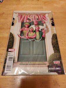 Marvel Comics: The Vision #1-12 Full Run 1st Prints