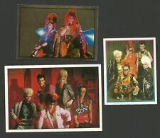 Sigue Sigue Sputnik Pop Rock Music Group Band Fab Card Collection