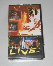 Vhs ARTICOLO 31 LIVE Così com'è Tour 96/97 J.Ax NUOVO 1998 J Ax JAx