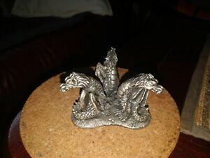 Tudor Mint Myth And Magic Dragon Crystal Ball Holder 3169
