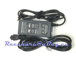65W AC adapter charger for Asus PA-1650-78 A450 A450C A450CA A9000RP from Canada