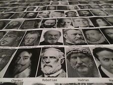 POSTER - 430 Most Influential People in the History 36x24 Harvard Latin Yale