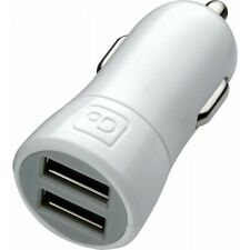Go Travel E7 USB IN-Car Charger Double Accepts iPhone 6 & Samsung Galaxy Mode...
