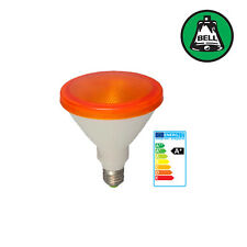 Jaune IP65 LED PAR38 15w 30deg (BELL 05654)