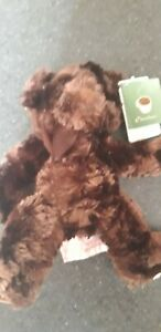 Russ Chocolate Bear 20 Cm Smells Of Chocolate
