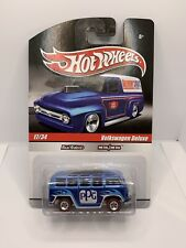 Hot Wheels VW Volkswagen Deluxe Bus PPG Delivery Detail Collectible Car w/RRs