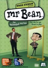 Mr. Bean - Animated Series, Vols. 3 & 4 (DVD, 2 DISC) OVER 3 HOURS ! Rowan Atkin