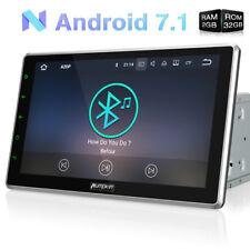 "10.1"" Autoradio 32GB 2GB Android 7.1 2Din 4Kern Stereo Radio GPS Audio OBD2 DAB+"
