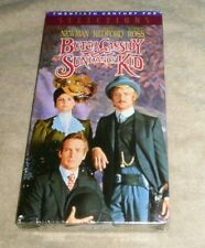 Butch Cassidy and the Sundance Kid VHS Sealed New Robert Redford Paul Newman