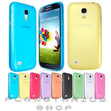 Funda Carcasa SEMI-Transparente Para Samsung Galaxy S4 mini I9195 LTE