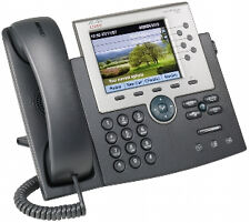 Cisco Unified 7965G IP-Telefon