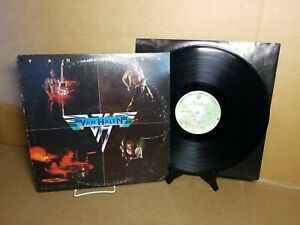 Van Halen 1978 BSK 3075 self titled vinyl record lp VG+/VG+ FIRST PRESSING