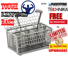 Quality dishwasher cutlery basket. Suits Kleenmaid, Domain & Technika. FREE POST