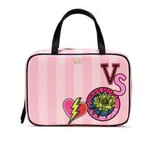 Victoria Secret Patch Jetsetter travel case