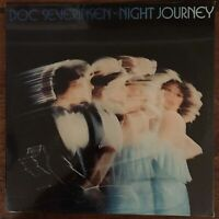 DOC SEVERINSEN NIGHT JOURNEY VINYL LP MINT UNOPENED W/SHRINK EPIC