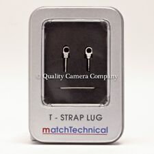 Match Technical Leica T Strap Lug Kit - NIB - EXPRESS YOURSELF, DON'T HOLD BACK!
